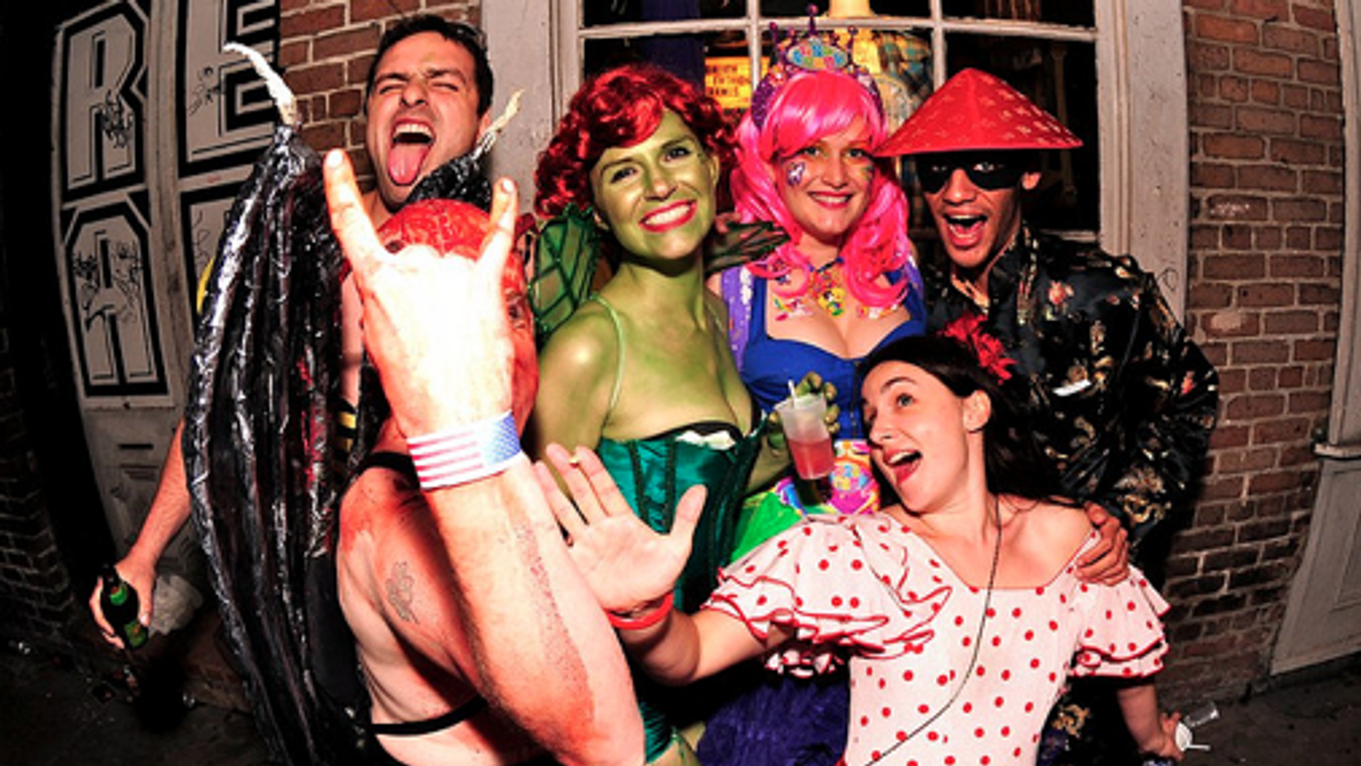 Une vente de costumes d'Halloween à 1$ aura lieu ce week-end!