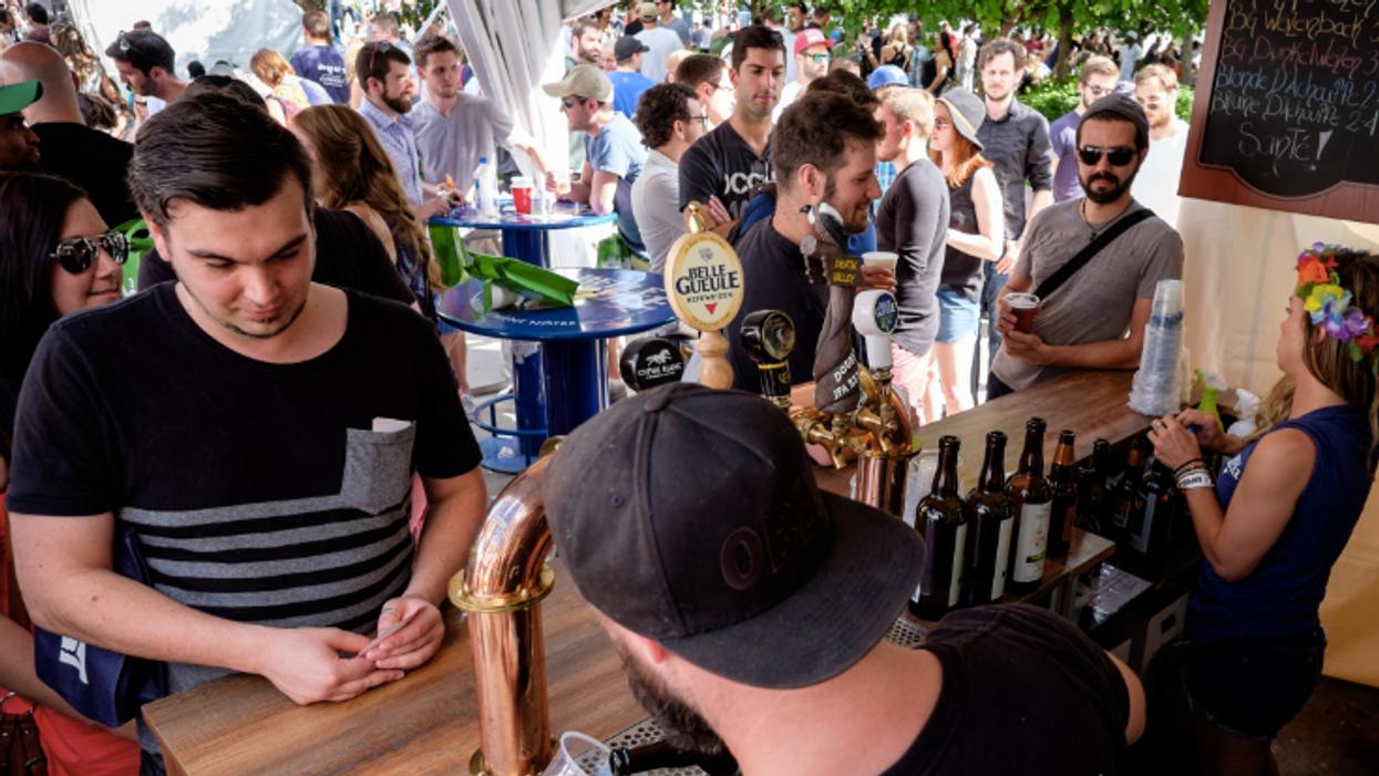 8 choses qui seront incontournables au Mondial de la Bière cette année