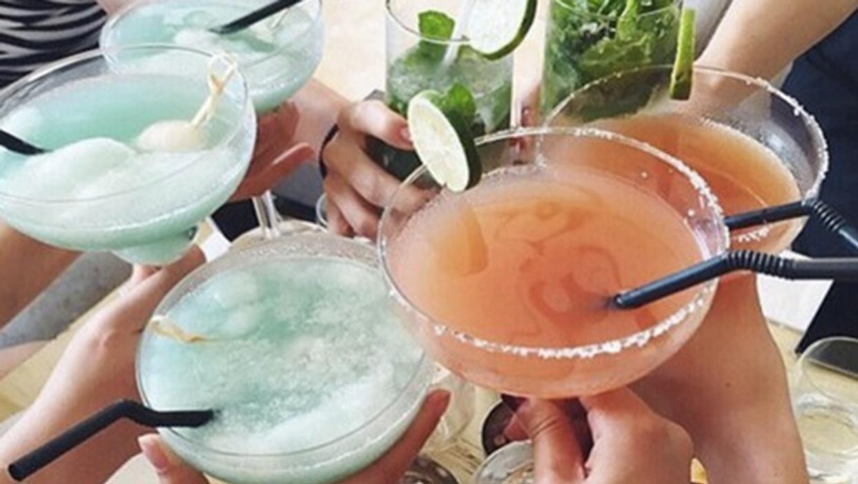 Les cocktails d'été à essayer avec tes amies lors de la fin de semaine du Grand Prix