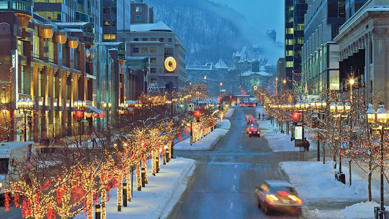 Le méga concours de Noël à Montréal auquel tu dois t'inscrire dès maintenant