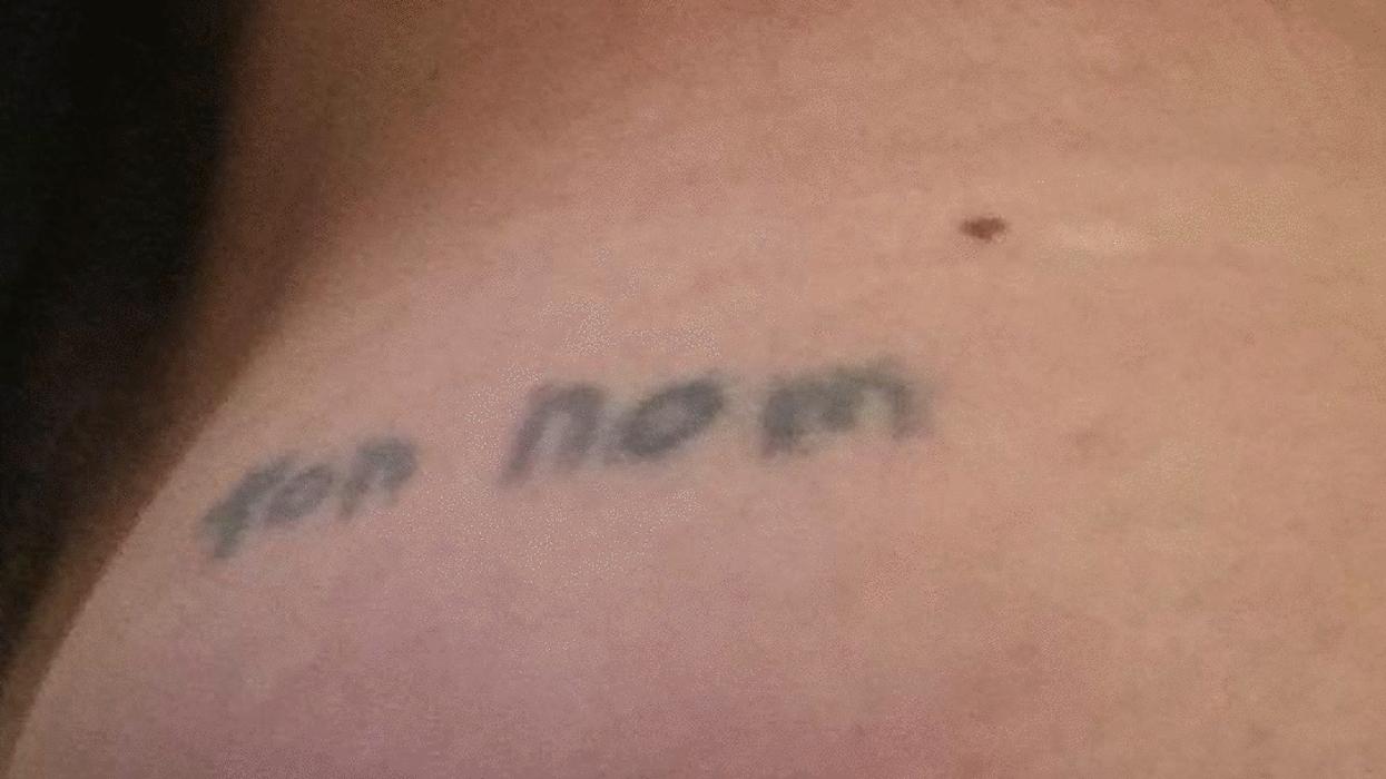 10 Québécois se sont saoulés et tatoués et leurs photos sont hilarantes