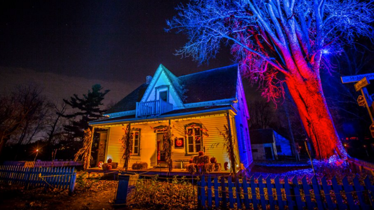 You Must Visit This Haunted Village Outside Of Montreal This Halloween