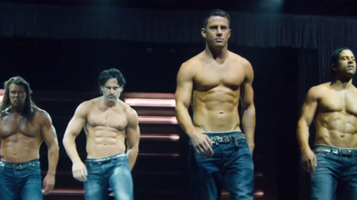 How This Toronto Girl Feels About The First 'Magic Mike XXL' Trailer