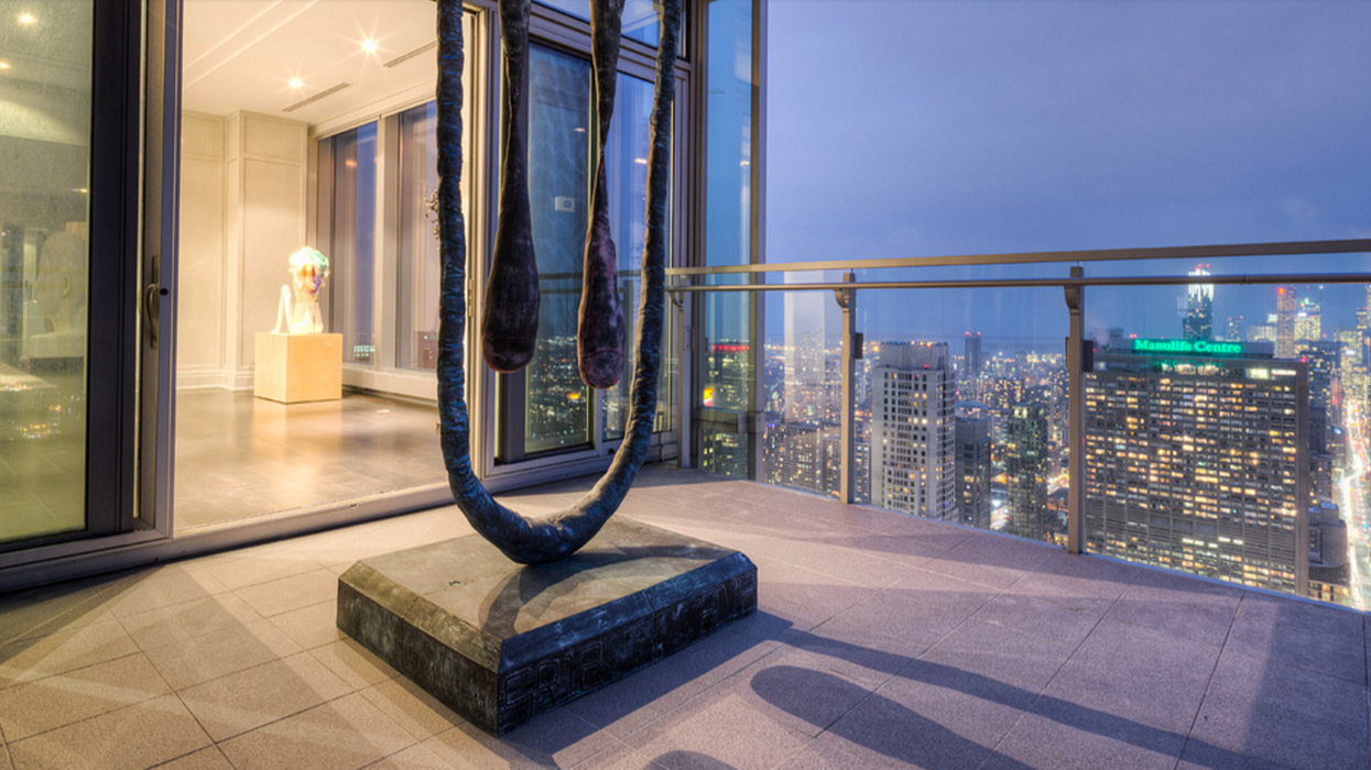 This $13 Million Penthouse In Toronto Is Beyond Outstanding