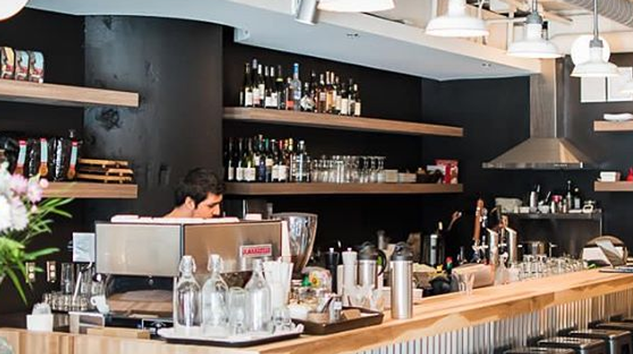 There Is Now A Coffee Shop That Also Sells Booze In Toronto