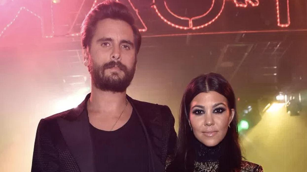 Kourtney Kardashian Reveals She Would Get Back With Scott On One Condition