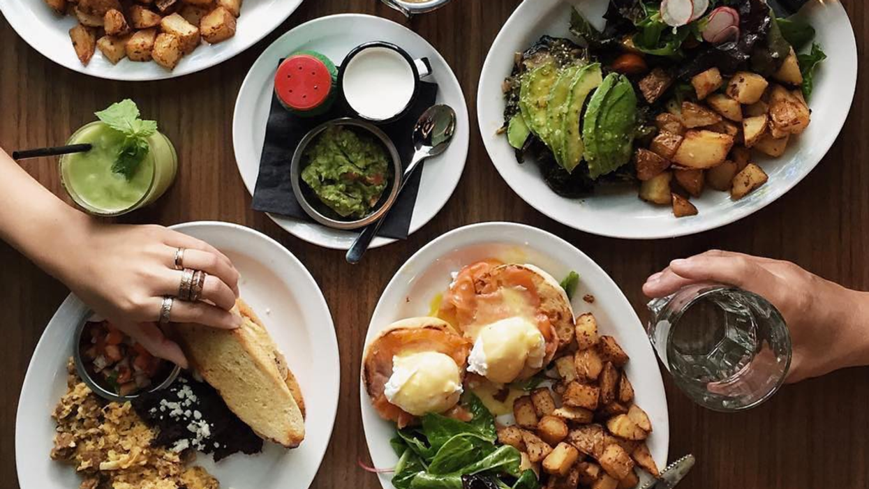 16 Unreal Spots To Brunch At In Vancouver Right Now