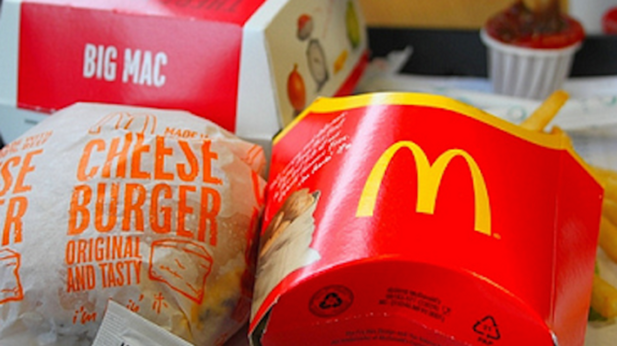 McDonald's Is Now Delivering In Ottawa