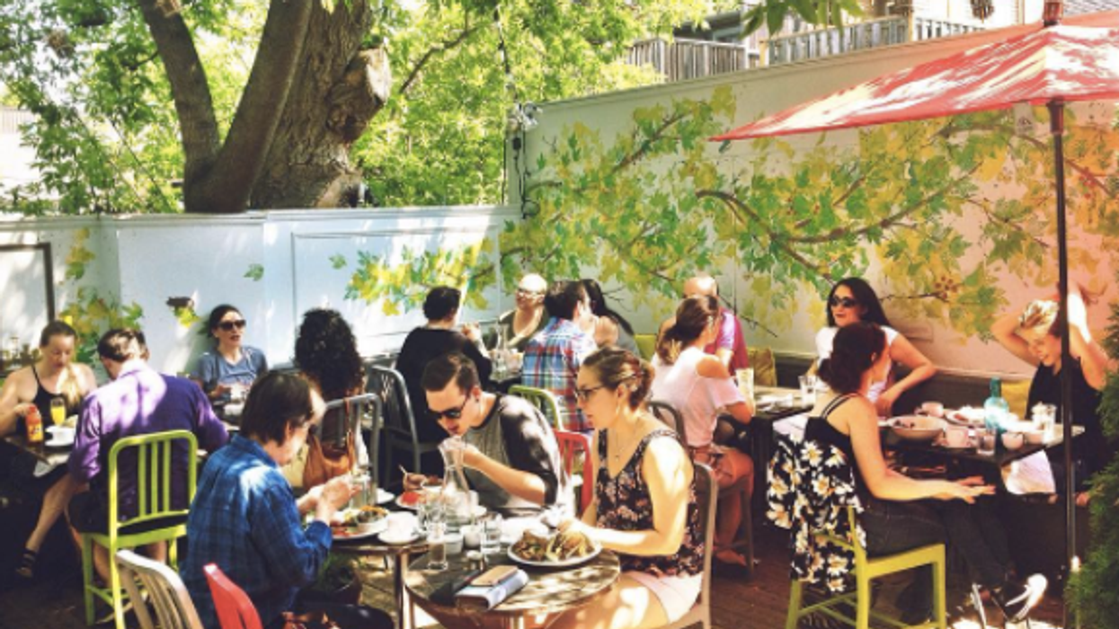 14 Magical Patios In Toronto You Have To Visit ASAP Before Summer Ends