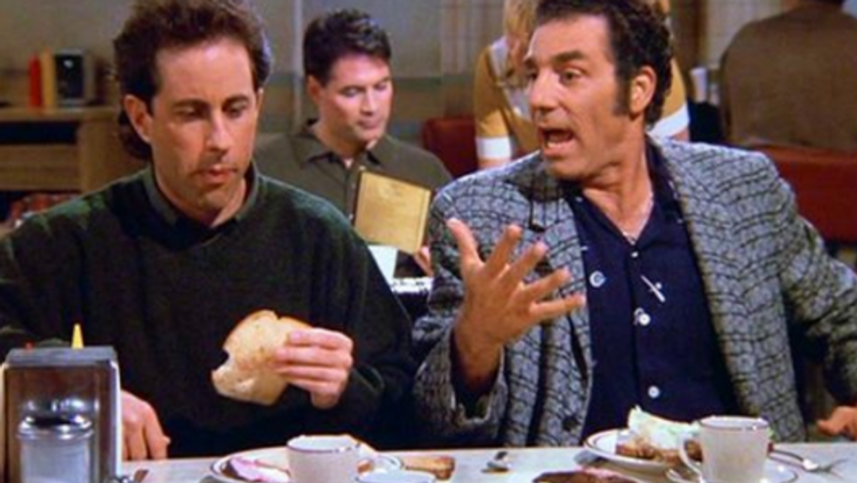 Toronto Is Getting A Seinfeld Cafe Tomorrow