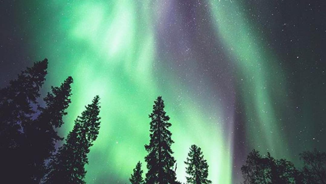 The Northern Lights Could Appear Over Toronto This Week And Here's When