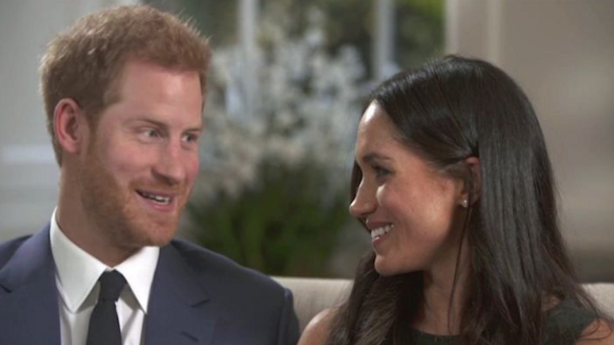 Prince Harry And Meghan Markle's Exclusive Royal Wedding Details Are Announced