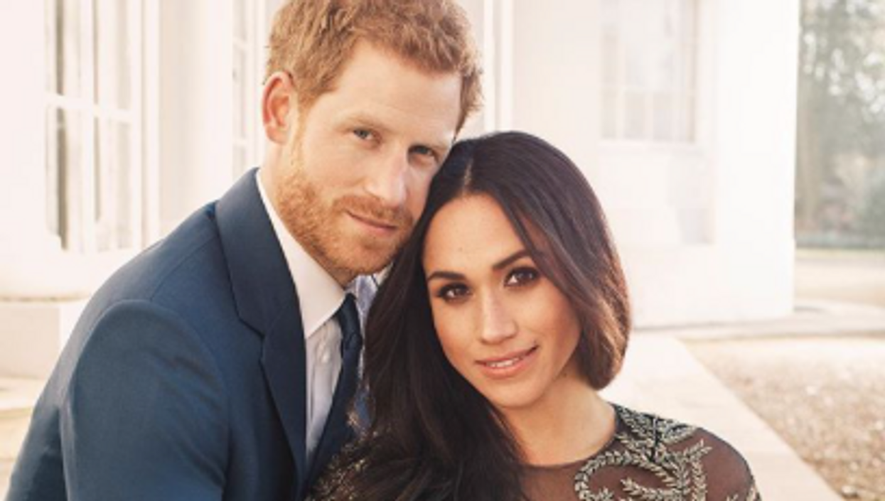 Prince Harry Just Invited One Of His Exes To His Wedding And We Couldn't Be More Confused