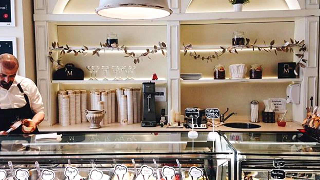 This Stunning Cafe In Ottawa Will Transport You Straight To Italy