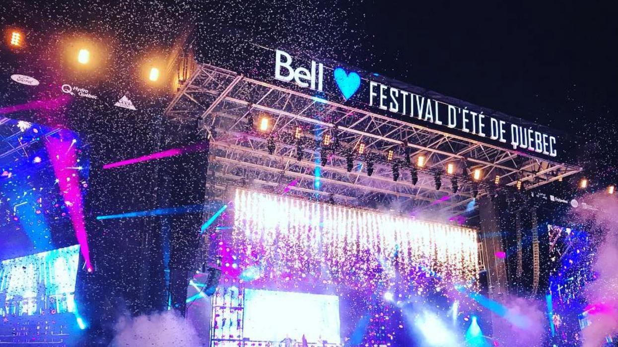 Le Festival d'été de Québec vient de dévoiler sa programmation complète et c'est fou
