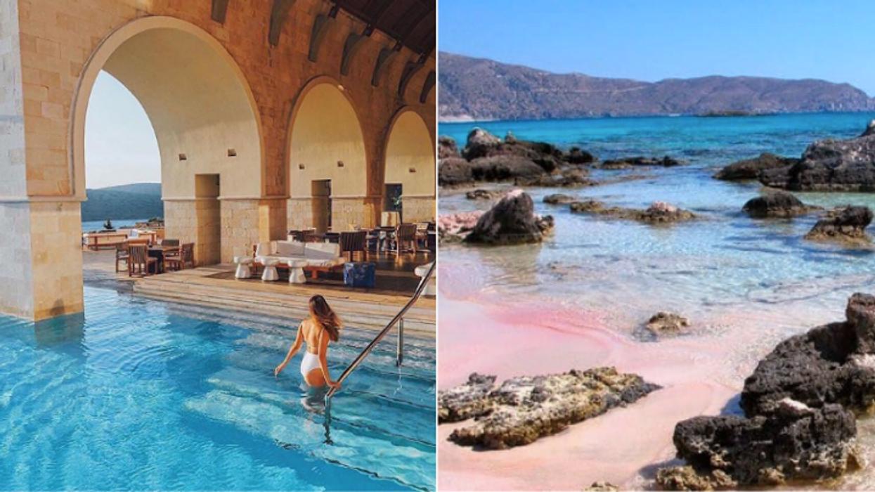 Occupation Double en Grèce: 6 endroits magiques que tu vas découvrir