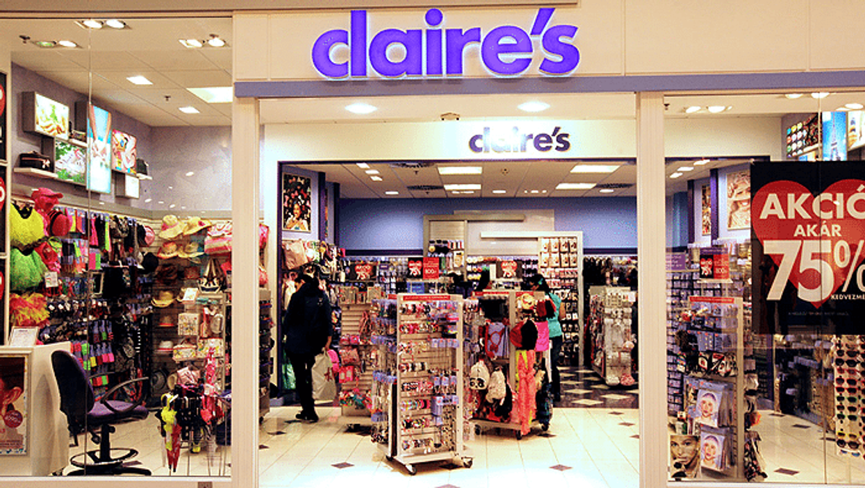 Claire's Is Going Bankrupt And Our Childhood Is Officially Cancelled