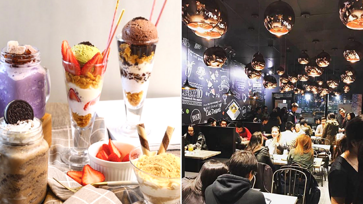This Spot In Ottawa Serves Up Unreal Hong Kong Inspired Desserts