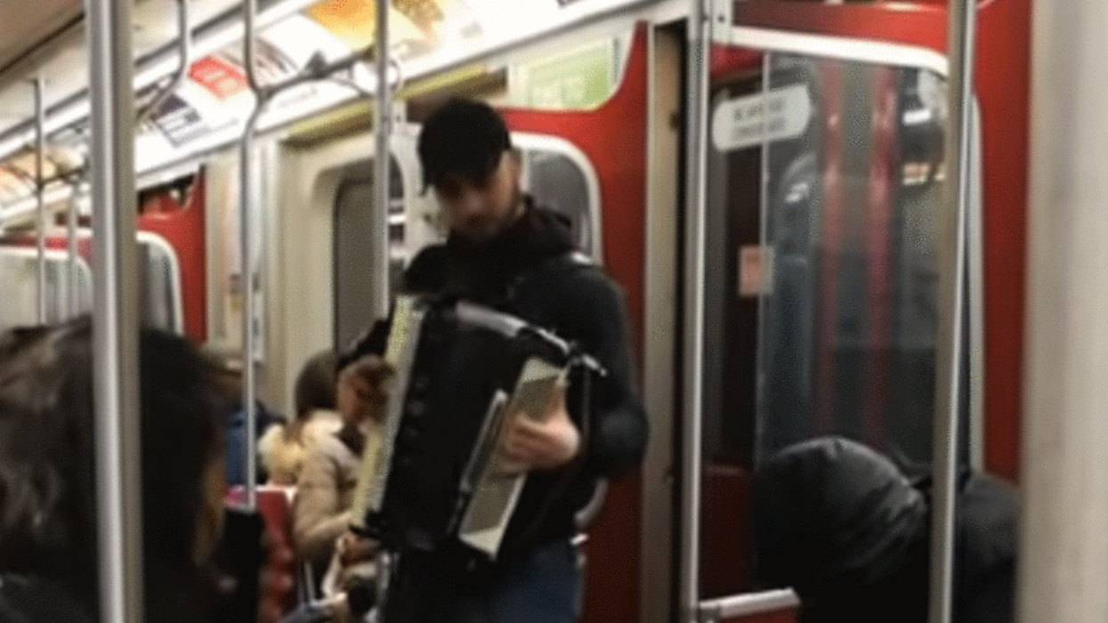 Toronto's Despacito Accordion Players Are Back, But With A New Song (Video)