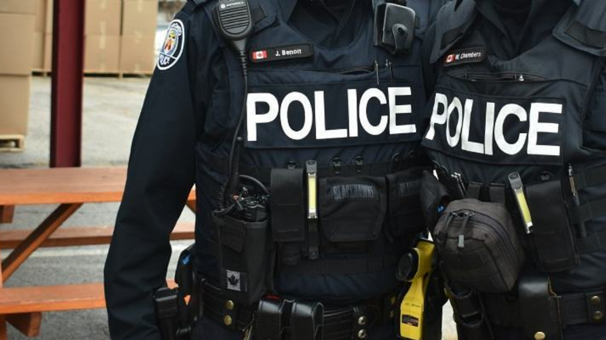 Toronto Police Are Getting Rid Of Strip Searches And Replacing Them With This Instead