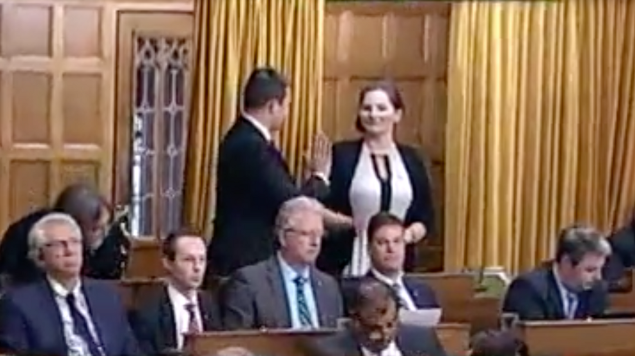 Two Conservative MPs Are In Serious Hot Water For What They Did While Voting Against Indigenous Rights Bill (Video)