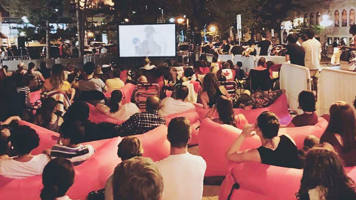 You Can Watch Free Outdoor Movies In Ottawa Throughout Summer