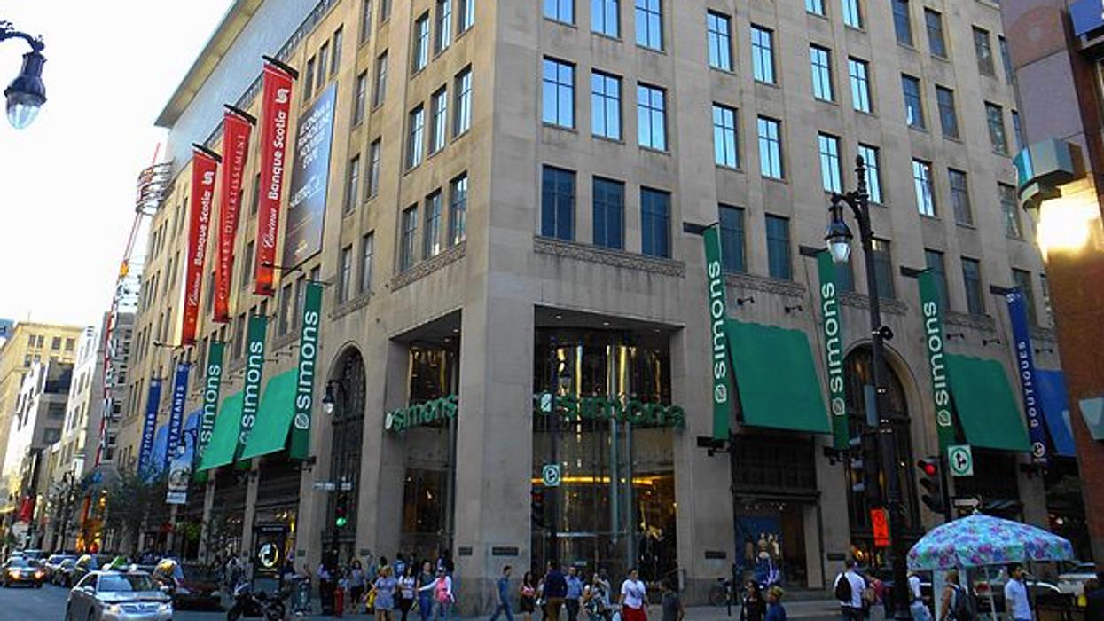 La Maison Simons ouvrira une boutique avec un tout nouveau concept au centre-ville de Montréal