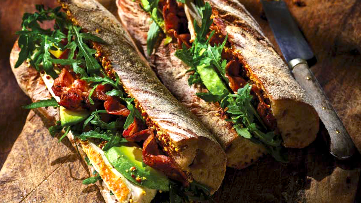 6 Sandwiches You Need To Try Before You Die