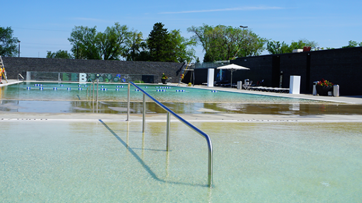 This Is What Canada's First Ever Public, Man-Made, Natural Swimming Pool Looks Like (Photos)