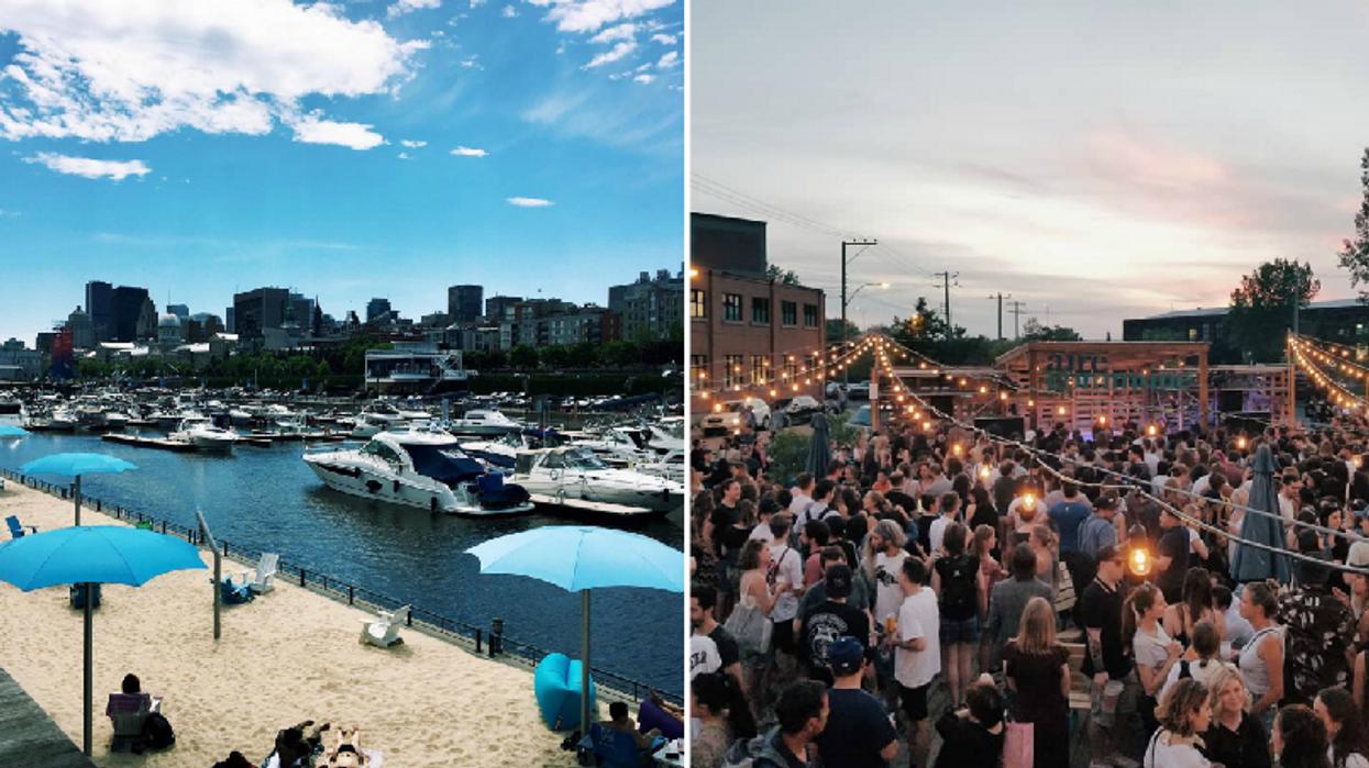 11 activités à faire à Montréal quand tu n'as presque plus une cenne