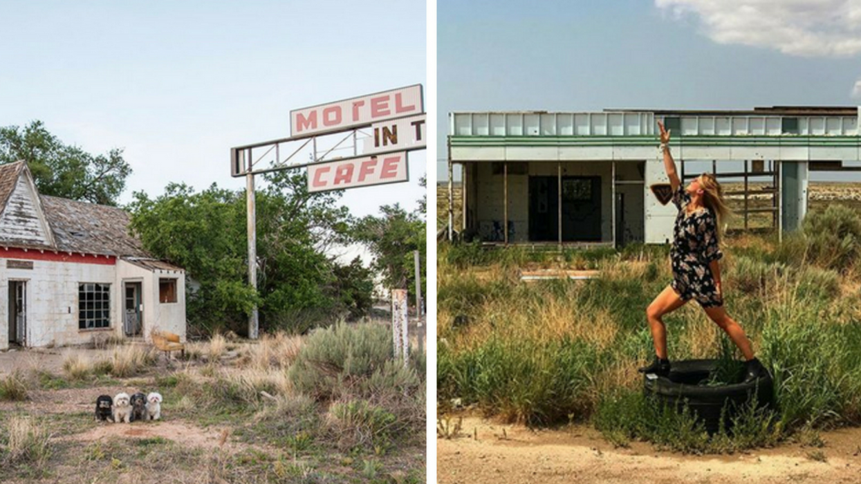 13 Abandoned Ghost Towns You Must Visit In Texas