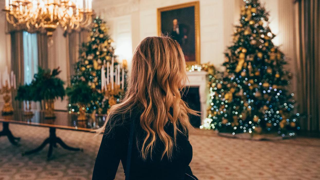 C'est prouvé, les personnes qui décorent pour Noël en novembre sont plus heureuses