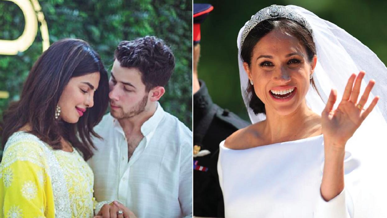 Meghan Markle Won't Be Attending BFF Priyanka Chopra's Wedding To Nick Jonas