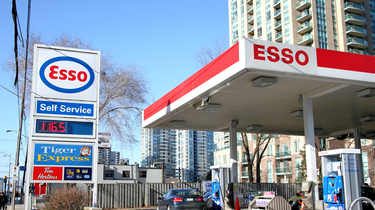 Gas Prices In Ontario Are Going Back Up This Wednesday