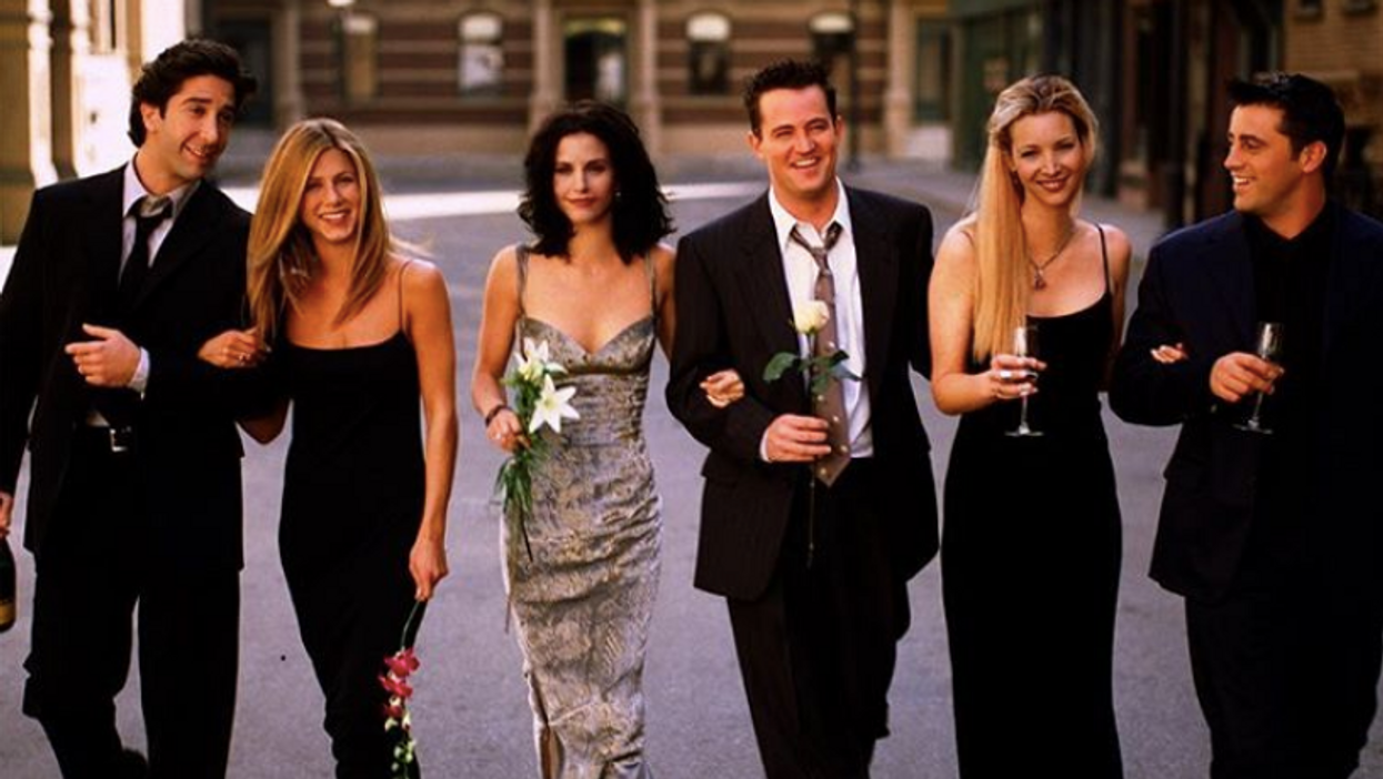 'Friends' May Be Leaving Netflix On January 1st, But Here Is Why We Shouldn't Believe That Rumour