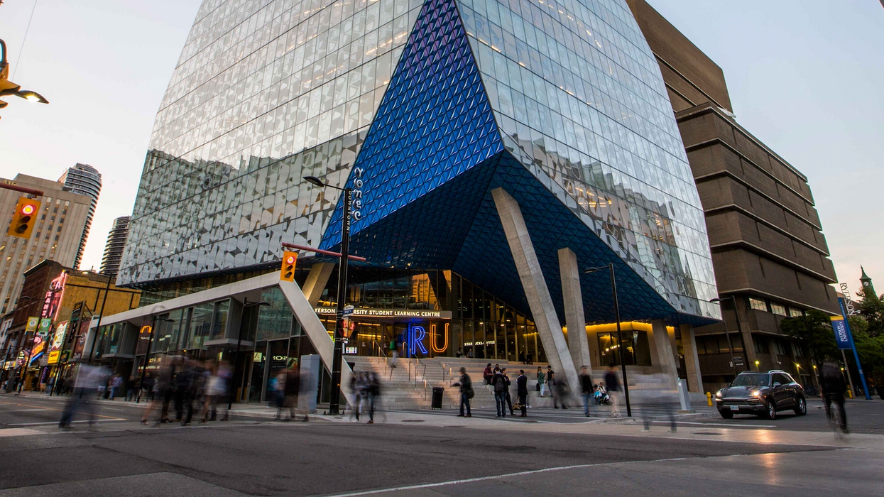 Ryerson University's New Law School Plans To Start Accepting Applications In September