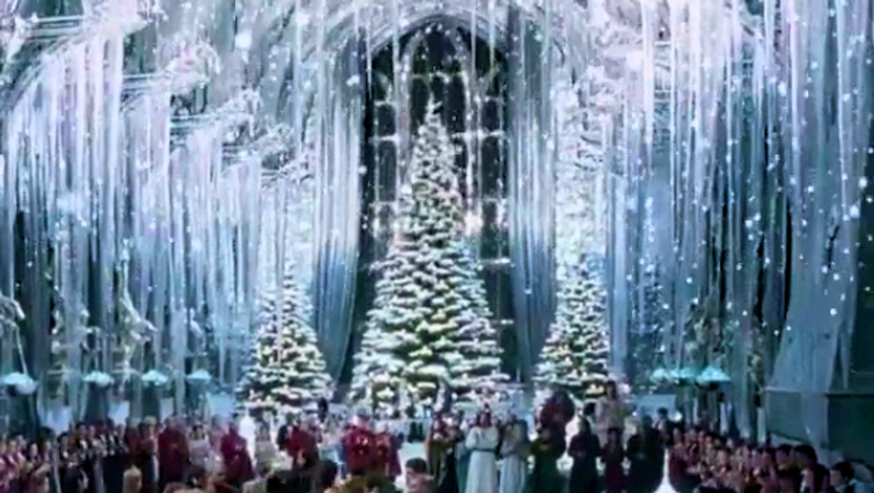 Toronto Is Hosting Another Harry Potter Yule Ball This Winter And You Gotta Go