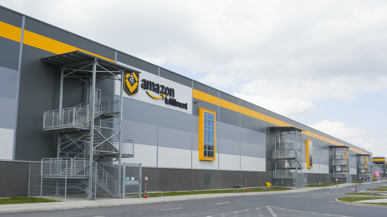 Amazon Canada's Shipping Is About To Get Even Faster, Thanks To Their New 1 Million Square Foot Facility