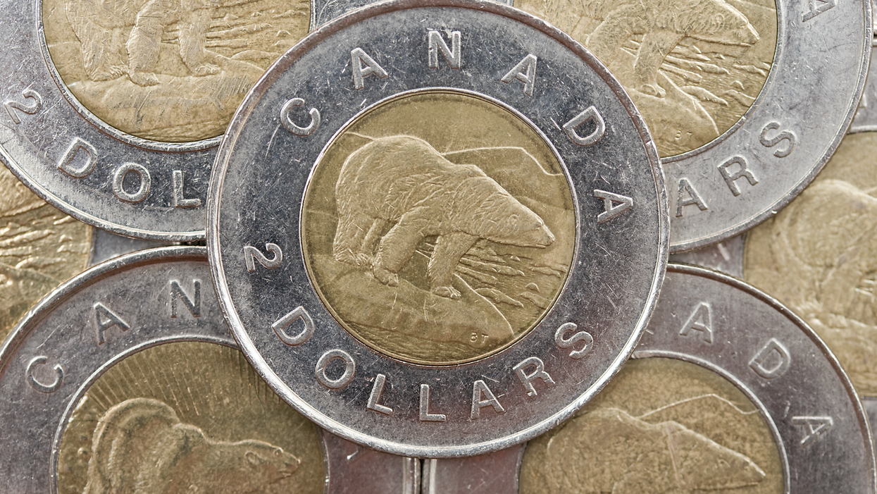 A New Limited Edition Toonie Is Now In Circulation In Canada (PHOTO)