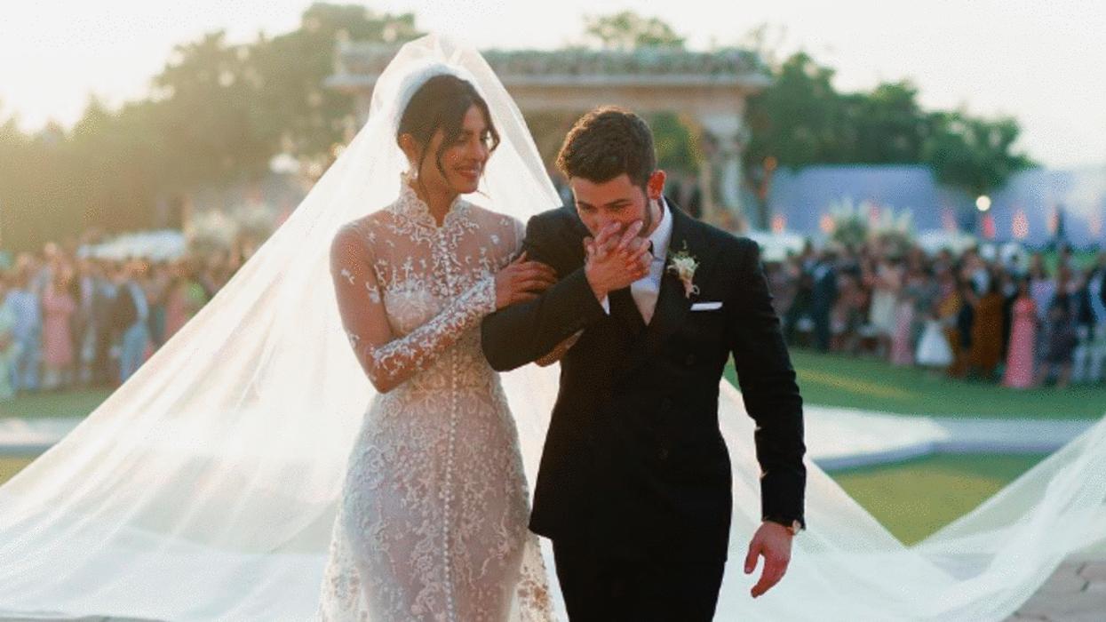 Nick Jonas And Priyanka Chopra Are Actually Having A Third Wedding, If You Can Believe It