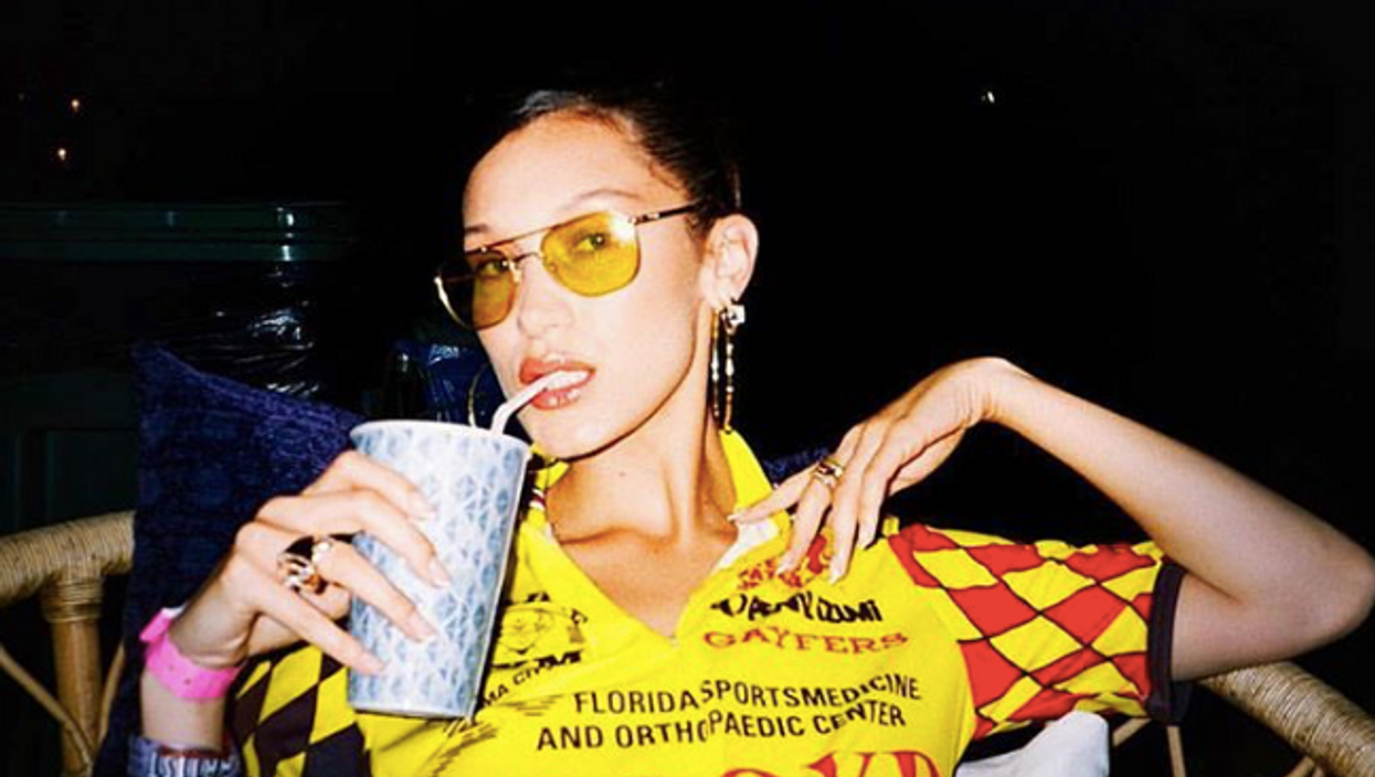 Bella Hadid Just Got Grilled About Her Life In An Interview and Some Of Her Answers Are So Cringy