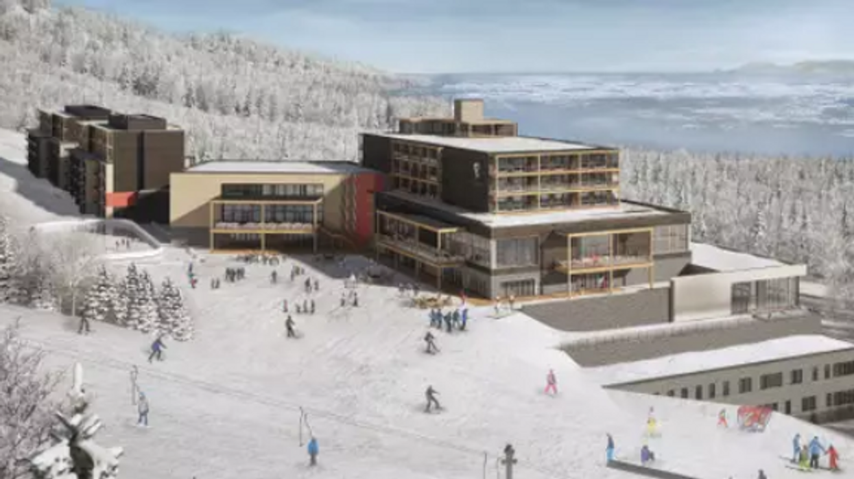 Club Med Is Officially Opening Its First Ever All-Inclusive Resort In Canada