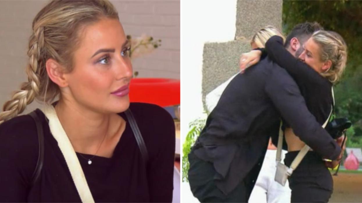 Élodie d'OD quitte sa téléréalité en France d'elle-même