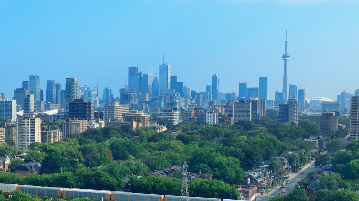 Toronto's Ravines Are 30 Times Bigger Than NYC's Central Park But They're Starting To Disappear