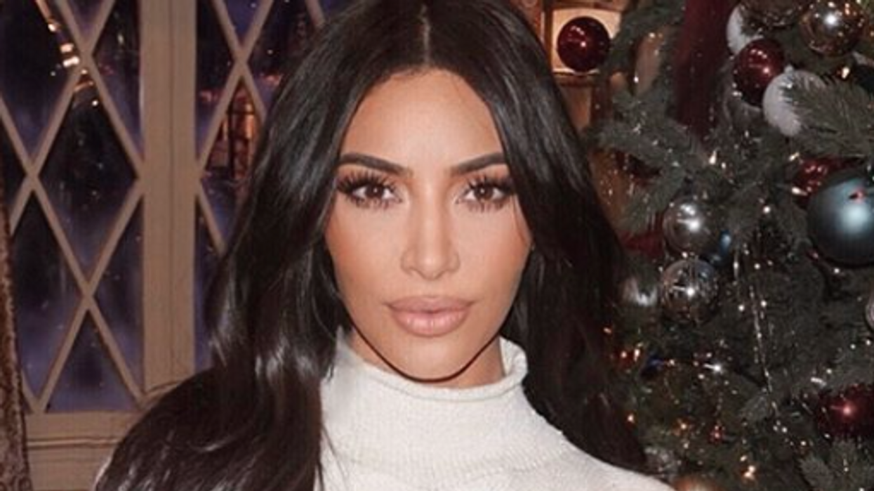 Kim Kardashian Threw Shade At Herself For Her 72 Day Marriage On Instagram