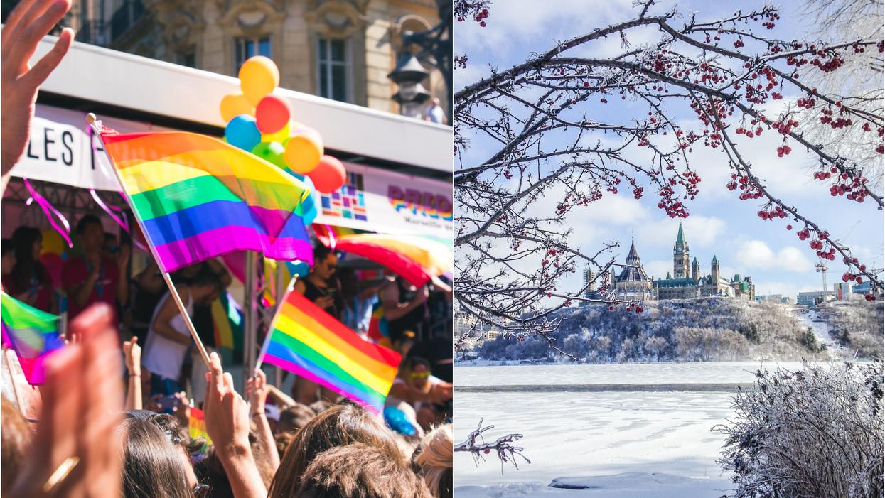 La première parade de Fierté Hivernale aura lieu à Ottawa très bientôt