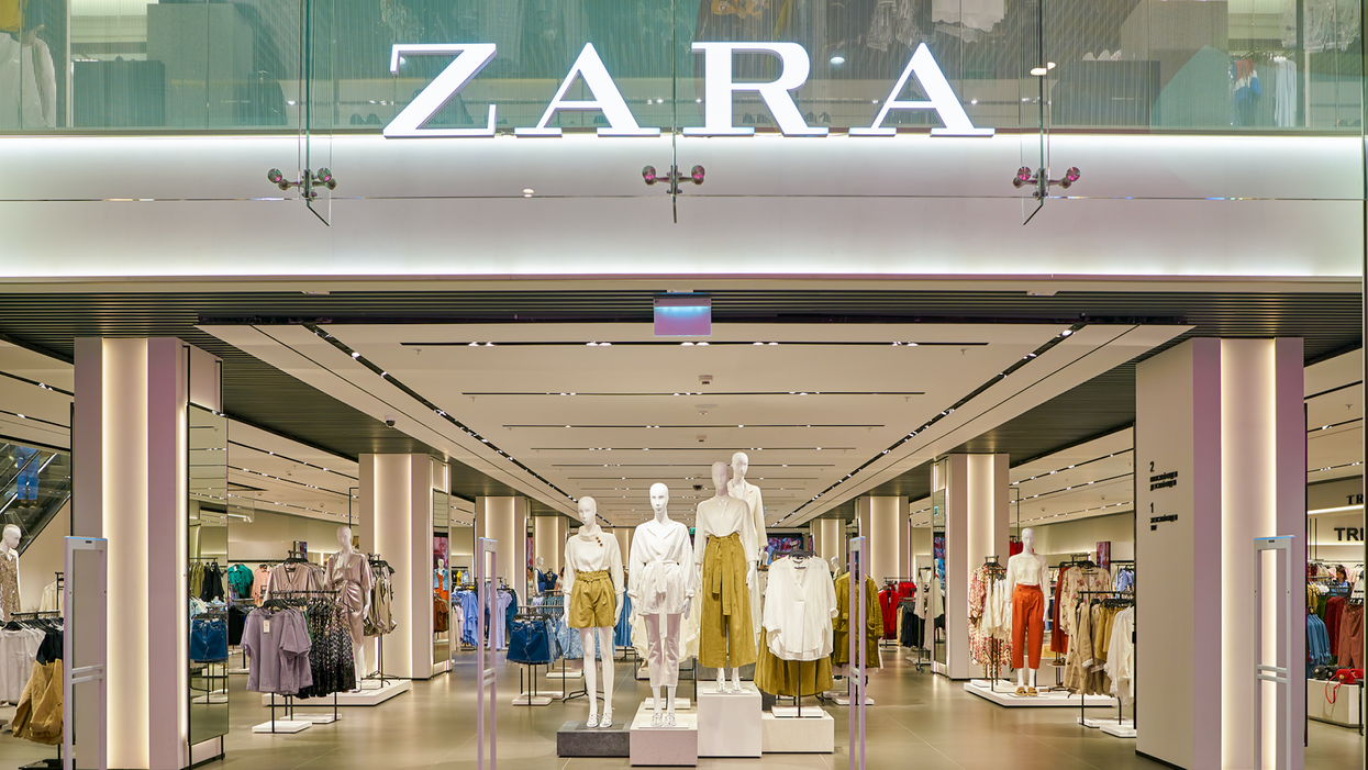 Everything At ZARA Canada Is On Sale Right Now