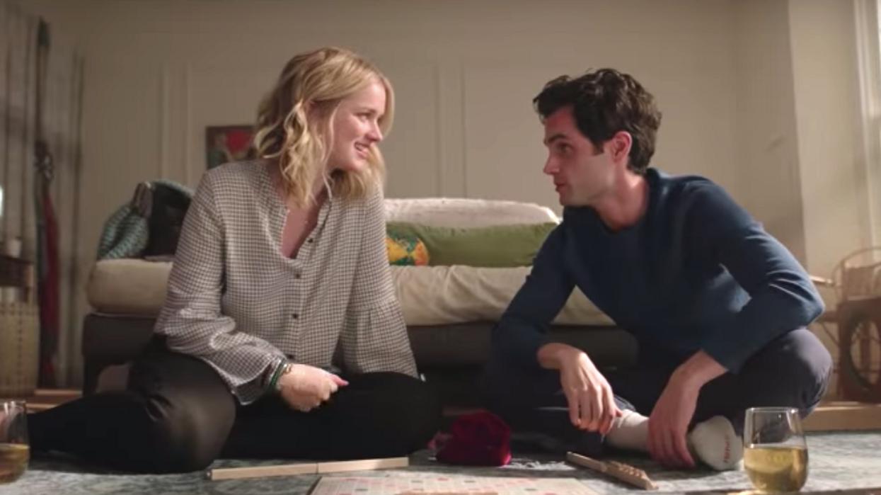 Fans Think Penn Badgley In His New Netflix Show 'You' Is Waaay Too Similar To Dan Humphrey In 'Gossip Girl'