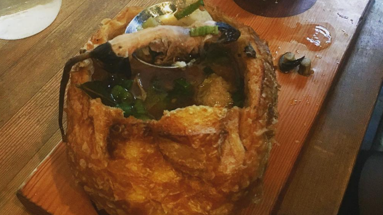 A Dead Rat Was Actually Found In Someone's Soup At A Popular Vancouver Restaurant (VIDEO)