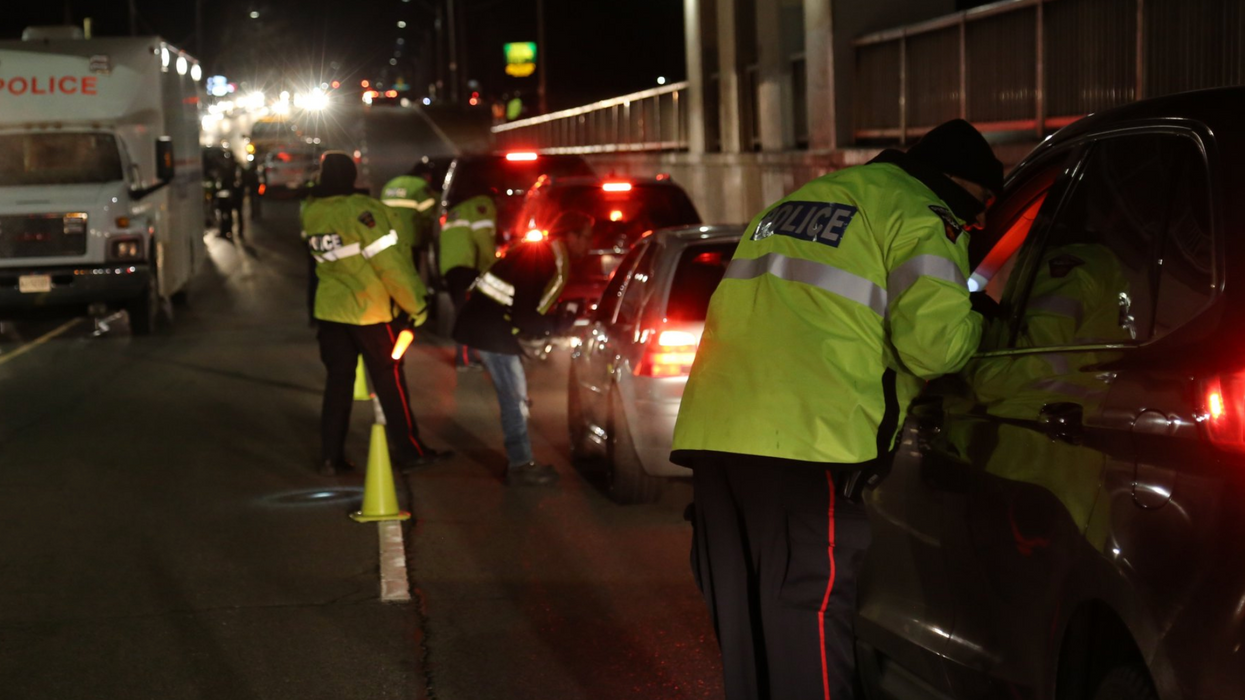 A Toronto Uber Driver Was Caught Drunk Behind The Wheel While Picking Up A Passenger On New Year's Eve